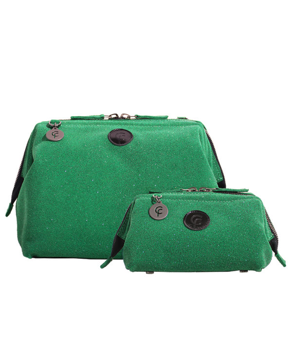 Cosmetic Pouch VERDE DIAMANTE